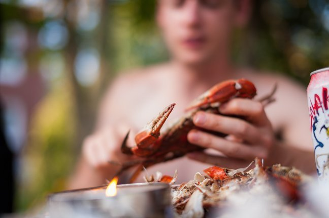 Bohs Crabs Friends Baltimore